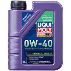 Моторное масло Liqui Moly SynthOil Energy 0W-40 (1 л.) 1922