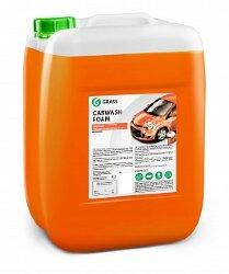 Grass Carwash Foam Шампунь для ручной мойки автомобиля (20 л.) 710120