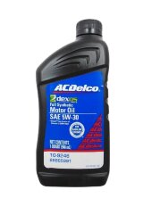 Моторное масло ACDelco Motor Oil 5W-30 (1 л.) 109246