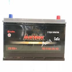 Аккумулятор АкТех Standart Asia 90Ah 910A 306x173x223 о.п. (-+) ATSTA903R