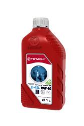 Моторное масло Totachi NIRO HD 10W-40 (1 л.) 4589904927355