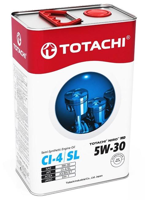 Моторное масло Totachi Niro MD 5W-30 (4 л.) 4589904921995