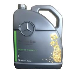 Моторное масло Mercedes 228.51 LT 5W-30 (5 л.) A000989480413FBDR