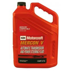 Трансмиссионное масло Ford Mercon V (5 л.) XT55Q3M