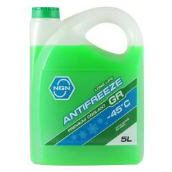 Охлаждающая жидкость NGN Antifreeze GR -45 (5 л.) V172485338