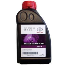 Тормозная жидкость Toyota DOT 5.1 (0,5 л.) 08823-80005