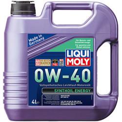 Моторное масло Liqui Moly SynthOil Energy 0W-40 (4 л.) 7536