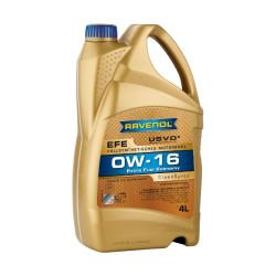 Моторное масло Ravenol EFE 0W-16 (4 л.) 1111103-004-01-999