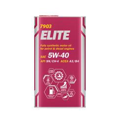 Моторное масло Mannol 7903 Elite 5W-40 (4 л.) 1006M