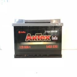 Аккумулятор АкТех Standart 60Ah 540A 242x175x190 о.п. (-+) ATST603R