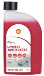 Антифриз Shell Longlife Antifreeze Ultimate Protection G12+ (1 л.) 00000004491