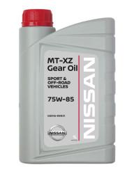 Трансмиссионное масло Nissan MT XZ Gear Oil Sports-Off-Road Vehicles 75W-85 (1 л.) KE916-99931