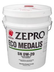 Моторное масло Idemitsu Zepro Eco Medalist 0W-20 (20 л.) 4253-020