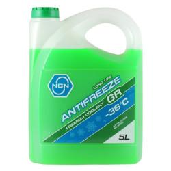 Охлаждающая жидкость NGN Antifreeze GR -36 (5 л.) V172485322