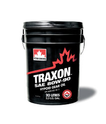 Трансмиссионное масло Petro-Canada Traxon 80W-90 (20 л.) TR89P20