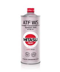 Трансмиссионное масло Mitasu ATF WS (1 л.) MJ3311