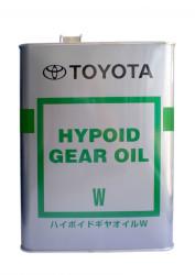 Трансмиссионное масло Toyota Hypoid Gear Oil W 75W-80 (4 л.) 08885-00705