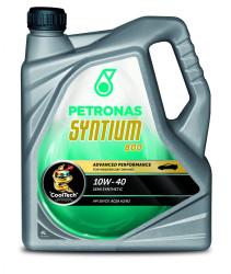 Моторное масло Petronas Syntium 800 10W-40 (4 л.) 18034019