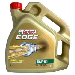Моторное масло Castrol Edge Titanium 10W-60 (4 л.) 156F66