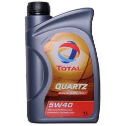 Моторное масло Total Quartz 9000 Energy 5W-40 (1 л.) 166245