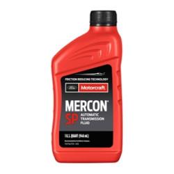 Трансмиссионное масло Ford Motorcraft Mercon SP (1 л.) XT-6-QSP