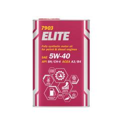 Моторное масло Mannol 7903 Elite 5W-40 (1 л.) 1005M