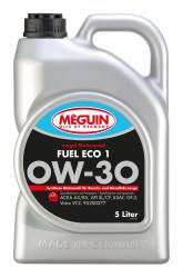 Моторное масло Meguin Megol Motorenoel Fuel Eco 1 0W-30 (5 л.) 33039
