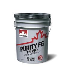 Белое масло Petro-Canada Purity FG WO 15 (20 л.) PFWO15P20