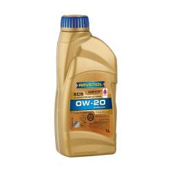 Моторное масло Ravenol ECS 0W-20 (1 л.) 1111102001