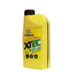 Моторное масло Bardahl XTEC 5W-30 C3 (1 л.) 36301