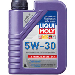 Моторное масло Liqui Moly SynthOil High Tech 5W-30 (1 л.) 9075