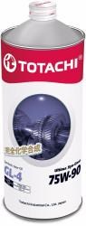 Трансмиссионное масло Totachi  Ultima Syn-Gear GL-4 75W-90 (1 л.) 4589904931543