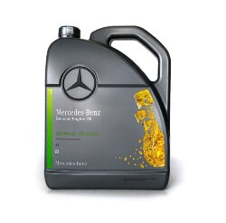 Моторное масло Mercedes MB229.51 5W-30 (5 л.) A000989760213BLER