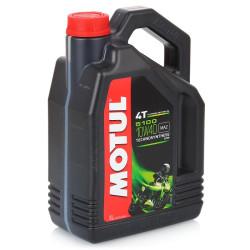 Масло четырехтактное Motul 5100 4T 10W-40 (4 л.) 104068