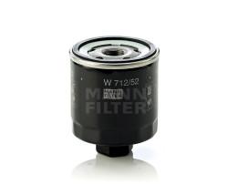 Фильтр масляный Mann-Filter W71252